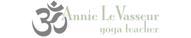 Annie LeVasseur Yoga Teacher