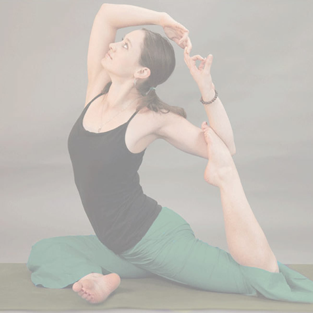 Annie Foster Yoga Teacher